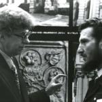 С.С. Лавров (слева) и Ю.М. Волошин. Фото из архива Т. Васючковой