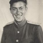 Святослав Сергеевич Лавров. Август 1944 года, Москва